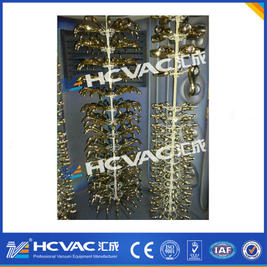Metal Hardware Door Lock Knob Handle PVD Coating Plating Machine pictures & photos