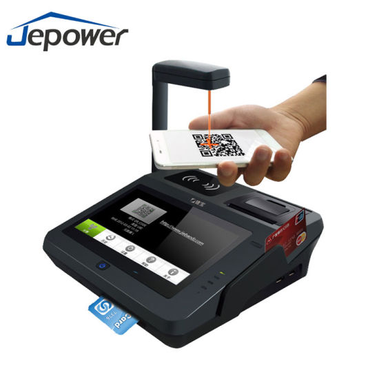 Android POS Lottery Machine with Built-in Printer, Nfc/RFID Reader, Wi-Fi, 3G pictures & photos