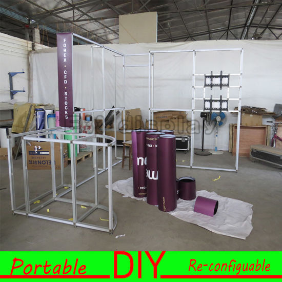 Exhibition Booth Installation : China exhibition booth design installation trade show fair stand