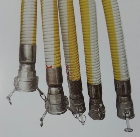 High Pressure Composite Hose for Oil Gas Water Transportation pictures & photos