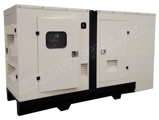 90kw/113kVA Soundproof Cummins Engine Diesel Generator with CE/Soncap/CIQ Approval pictures & photos