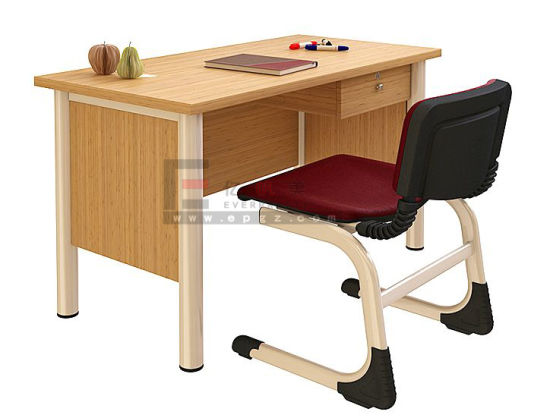 China Teacher Desk With Chair
