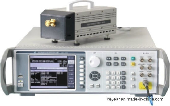 1464 Series Synthesized Signal Generator (250kHz ~20GHz/40GHz/50GHz/67GHz) High Frequency Equal to Aglient R&S pictures & photos