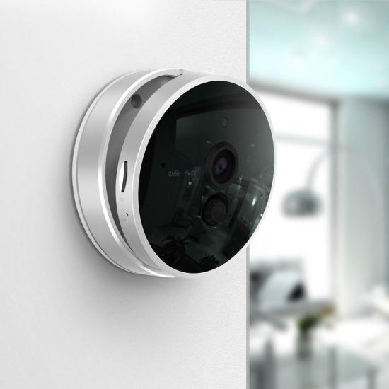 CCTV Suppliers 1080P H. 264 Wireless WiFi HD Video Home Webcam IP Camera