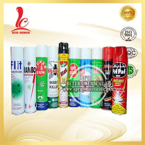 Insect Repellent Best Home Pest Control Spray Products 750ml Hot in Africa pictures & photos