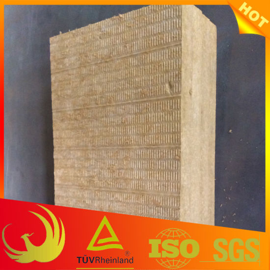 Waterproof High Strength Roof Rock Wool Board pictures & photos