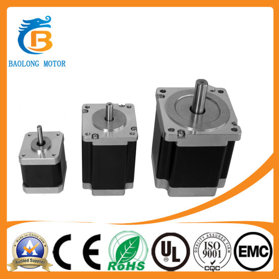 23HY4456 Series NEMA23 Circular Stepper Motor for Robot (57mm X 57mm) pictures & photos