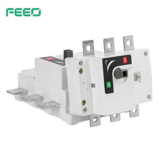 China 3 4 Pole Electrical Changeover Interrupter Switch - China ...