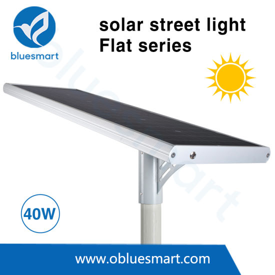 Swan Series Solar Street Light with 80 Watt LED pictures & photos