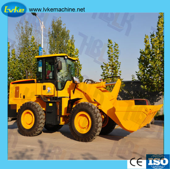 Hblk Brand Wheel Loader for Sale pictures & photos