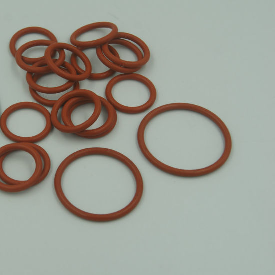 OEM Various Sizes Colored Rubber Band O Ring Gasket for Machines