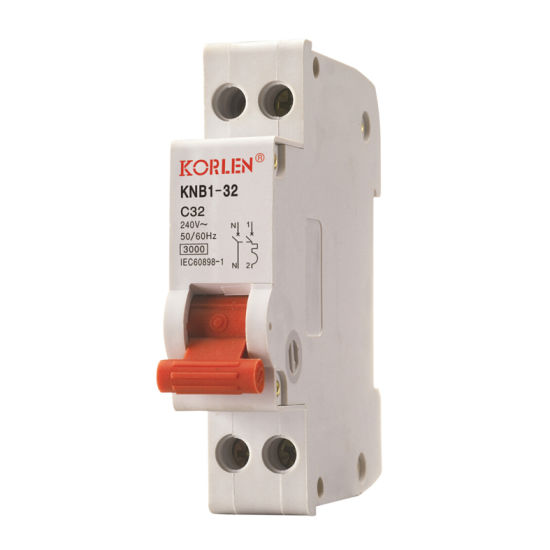High Quality (KNB1-32) Miniature Circuit Breaker pictures & photos