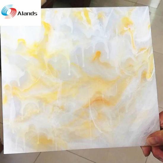 china marble acrylic plastic board cast marble acrylic plexiglass