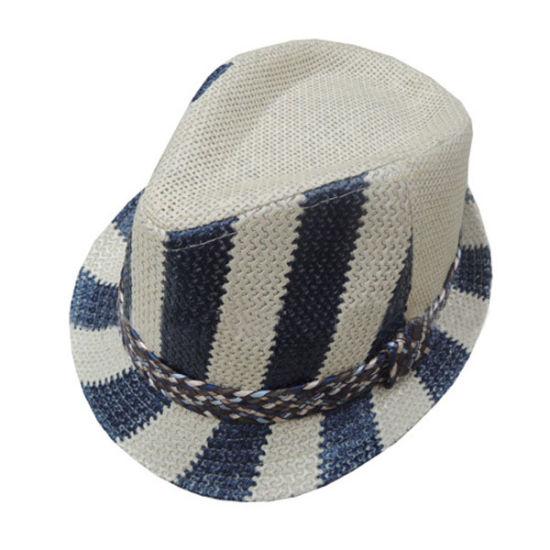 129e41fb1140c China Custom 100% Paper Fashion Summer Straw Hat Man Hat - China ...