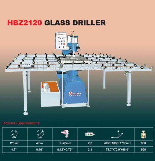 Hot Selling Glass Drilling Machine & Driller Machinery Tn16