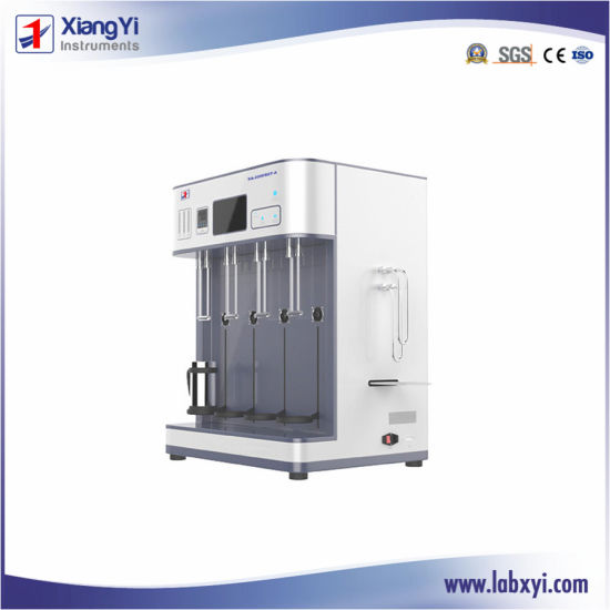 Automatic Nitrogen Adsorption Specific Surface Area Analyzer Tester (dynamic chromatography)