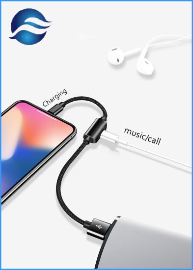 Wholesale New Design Charging/Music/Call Cable for iPhone X