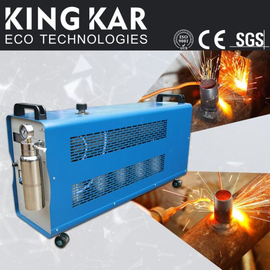 Hydrogen & Oxygen Gas Generator Aluminium Welding Machine pictures & photos