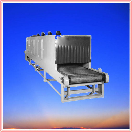 Stainless Steel Mesh Belt Dryer for Pigment pictures & photos