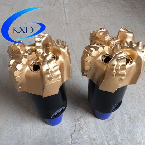 12 1/4 Inch Steel Body PDC Drill Bit for Sandstone Drilling