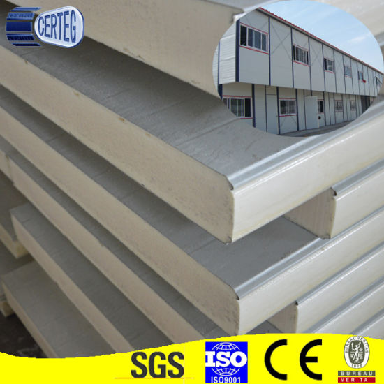 sandwich panel, roof sheets price per sheet, lowes cheap wall paneling PU  Sandwich Panel for Wall