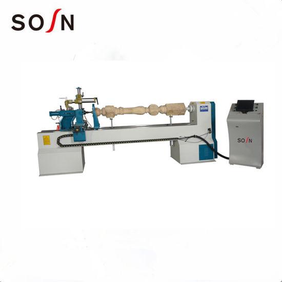 Multifunctional CNC Wood Lathe Machine CNC Lathe 425K