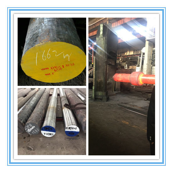Turbo C45 S45c 42CrMo4 4140 Forged Alloy Steel Bar Qt - China Forged FR99