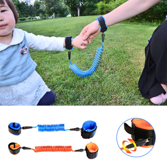 Babies /& Kids Anti Lost Wrist Link Safety Wrist Link for Toddlers