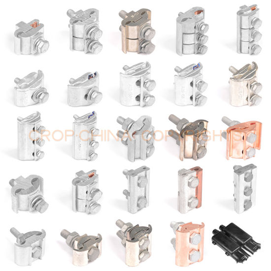 China Parallel Groove Clamp Multiple Center Bolts/Pg Clamp ...