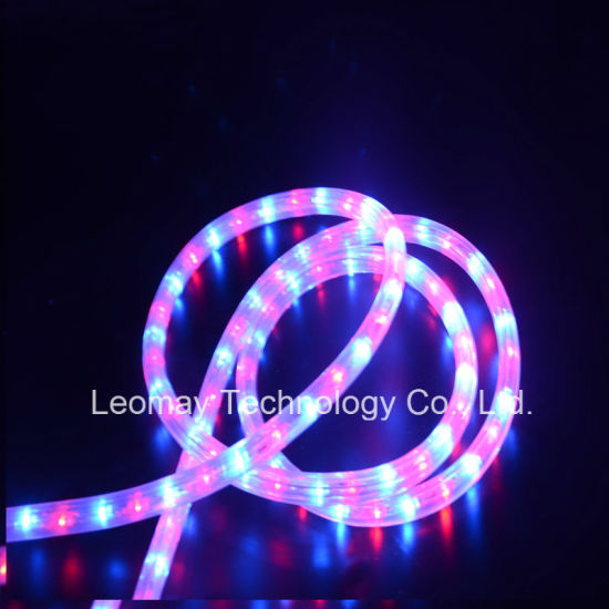 China manufacture christmas decoration 2 wire color changing led manufacture christmas decoration 2 wire color changing led rope light aloadofball Choice Image