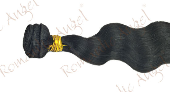 6A 100% Unprocessed Virgin Brazilian Human Hair Weft Remy Hair Weave Extensions Body Wave & Closure pictures & photos