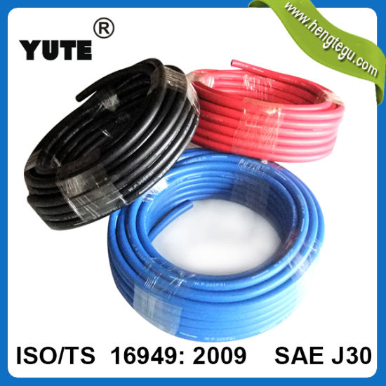 Yute Rubber Hose UV Resistant Rubber Air Hose (300 psi)