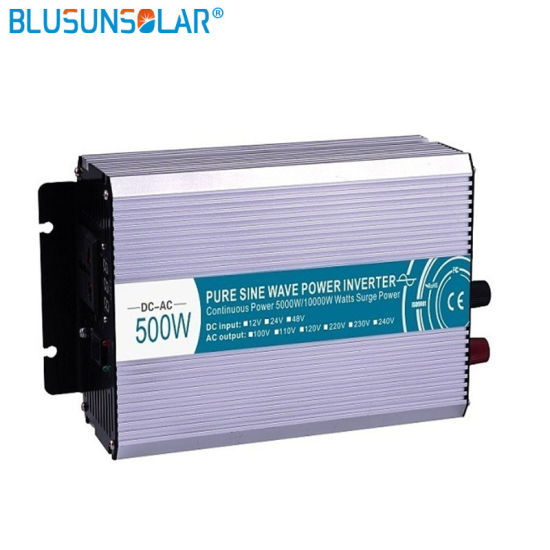 Pure Sine Wave Power Star Inverter 5000W pictures & photos