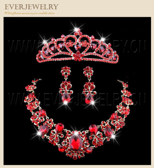 Newest Simple Design Rhinestone and Crowns for Ball, Wedding Hair Accessories