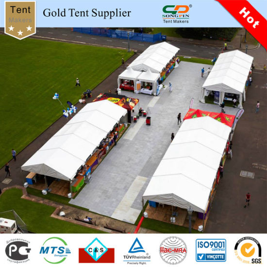 Shenzhen Car Exhibitions and Fairs 6X9m Small Aluminum Tent Without Gable Poles (PF06-09) & China Shenzhen Car Exhibitions and Fairs 6X9m Small Aluminum Tent ...