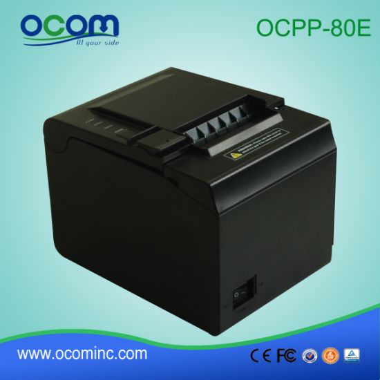 Cheap 3 Inch Thermal Receipt Printer POS Printer with USB Interface pictures & photos