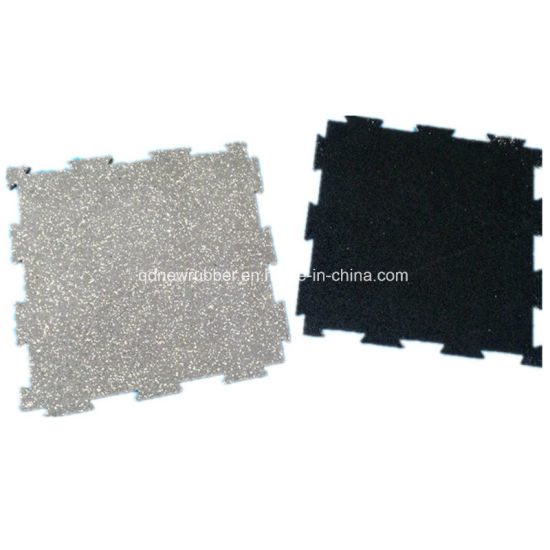 Gym Rubber Flooring Mat pictures & photos
