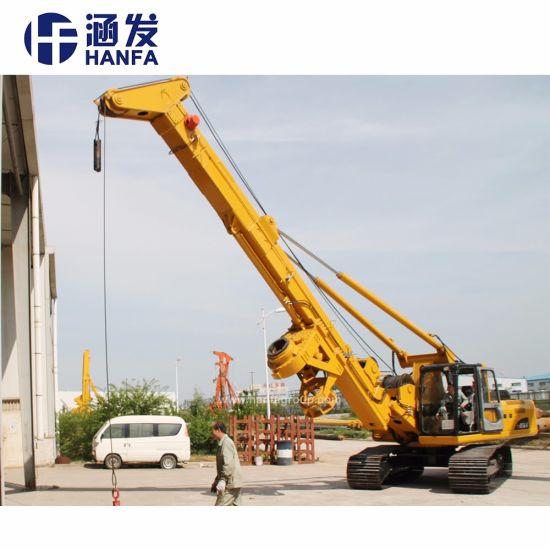 Hf856A Hydraulic Rotary Drilling Machine for Piling Drill pictures & photos
