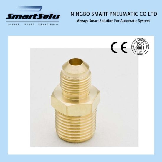 Ningbo Smart High Quality Brass Fittings with Competitive Price