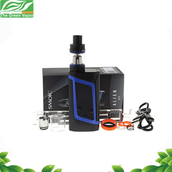 Hot Sale E Cig Mod Kits Smok Alien 220 Watt Starter Kit pictures & photos