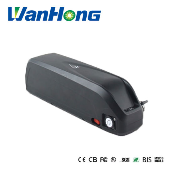 Li-ion Battery 48V 17ah Hailong Rechargeable Lithium Electric Bicycle Battery for E-Bike Electric Motorbike
