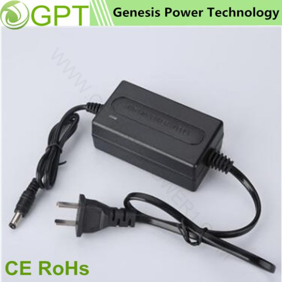 12W 12V 1A Switching AC DC Power Supply Adapter, Travel Power Charger Plug  Wall LED Power Adapter Desktop