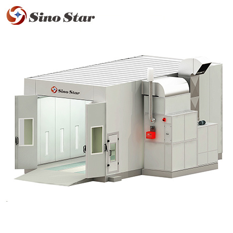 Car Spray Booth/Automotive Paint Both / Car Baking Oven/Diesel Paint Booth Ss-Fb-9