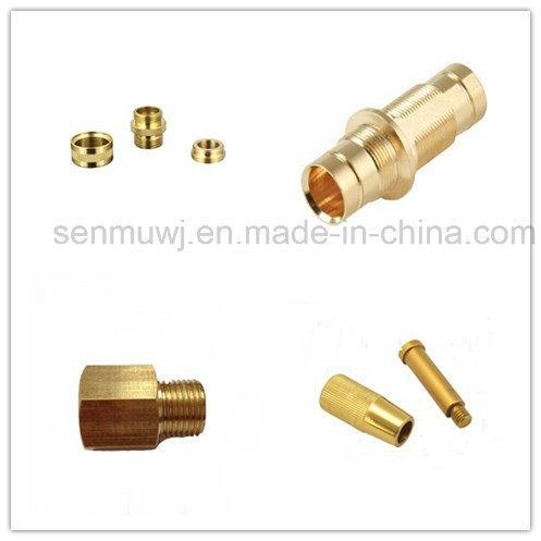 OEM High Precision CNC Machining Milling Turning Brass Metal Parts