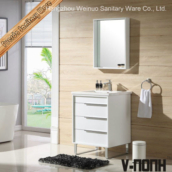 China New Design Bathroom Sink Cabinets