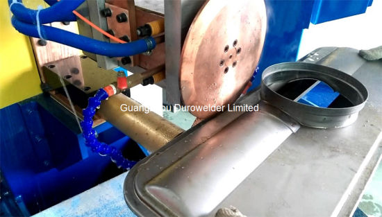 Quality Guarantee! Rolling Resistance Seam Welder for Welding Steel Tank pictures & photos