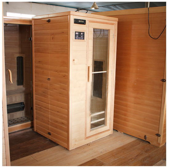 China Good Quality Far Infrared Personal Home Use Luxury Sauna Room ...