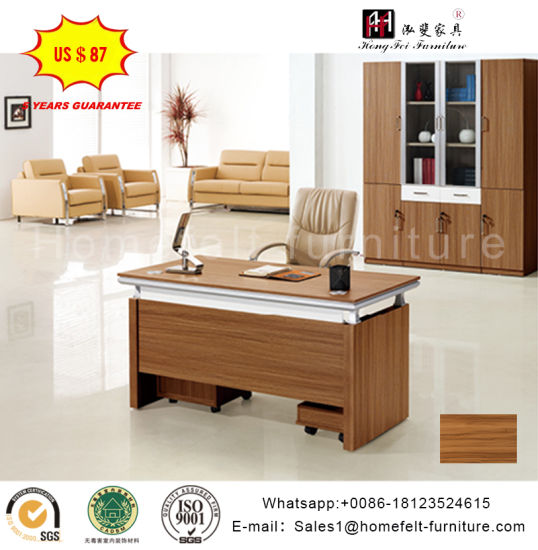 Beau Executive Comercial Wooden Furniture For Boos Table Manager Desk