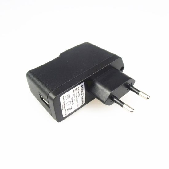 5V 2A Us /EU Plug 2.5mm * 0.7mm Power Adapter Power Supply for Odroid-X / X2 / U2 / U3 / W Dock / C0 / C1 / C1+ / C2 / Vu pictures & photos