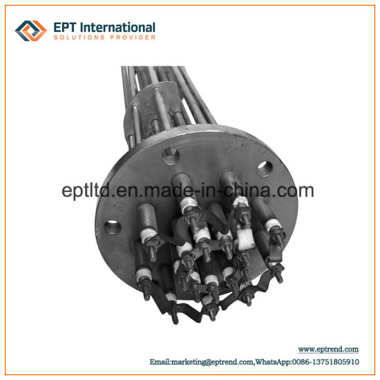 China Electric Heating Element for Industrial Boiler, Boiler Unit ...